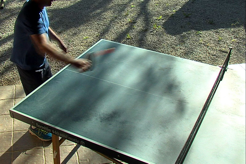 activité pingpong