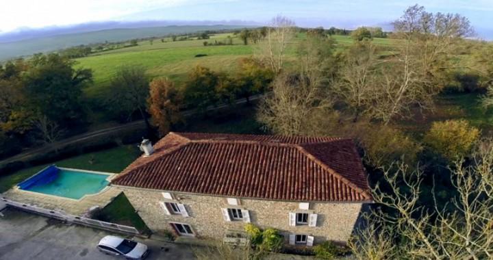 Gîte équestre et chambres d'hôtes dans le Tarn
