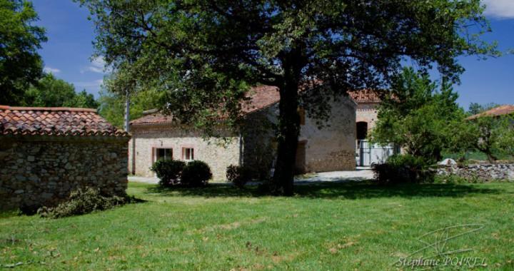 Gîte et chambres d'hôtes à Dourgne dans le Tarn