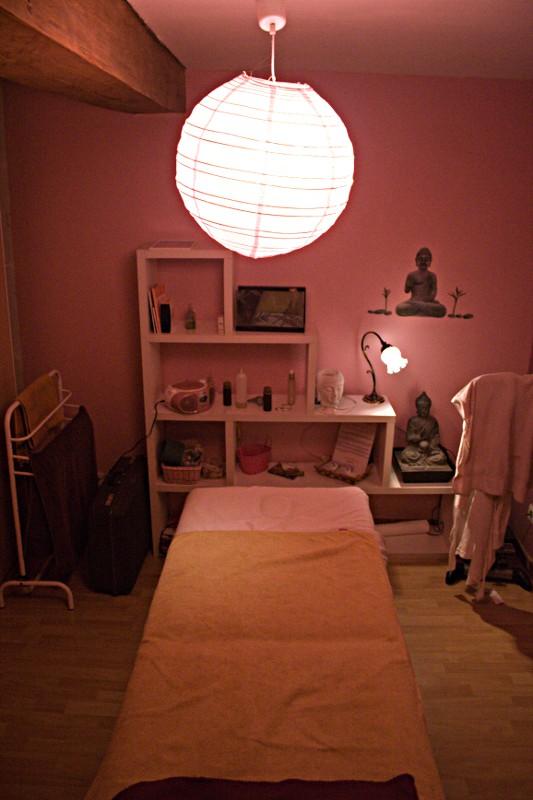 Salle de massage au g te et chambres d 39 h tes d 39 en lanet - Chambre d hote massage tantrique ...