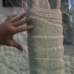 Sculpture du granit du Sidobre