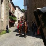 Cordes-sur-Ciel fête le Grand Fauconnier