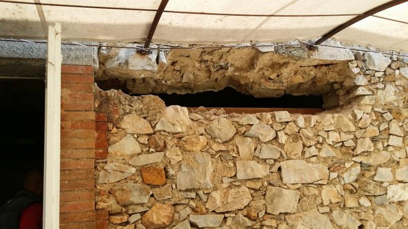Chambres d'hôtes : ouverture fenêtre vue extérieure