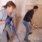 Fermeture des chambres d'hôtes pour travaux