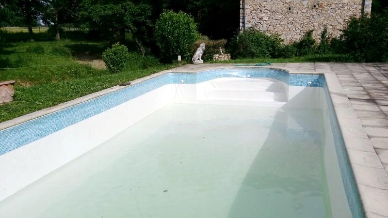 Suite remplissage piscine