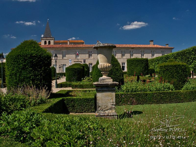 Jardins André Le Nôtre à Castres