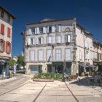 Place Roger Salengro à Castres