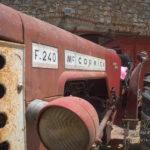 Tracteur McCormick F240