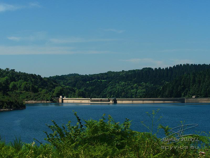 Barrage des Cammazes