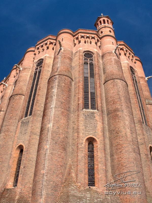 Cathédrale Sainte-Cécile à Albi