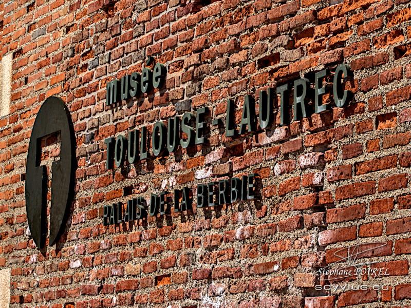 Musée Toulouse-Lautrec à Albi