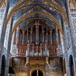 Orgue de la cathédrale Sainte-Cécile à Albi