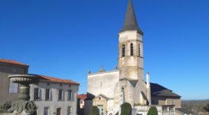 Église Saint-Pierre à Dourgne